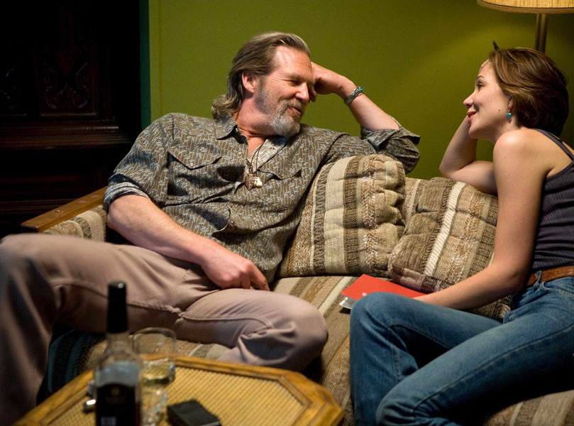 "Jeff Bridges w filmie ""Crazy Heart"""