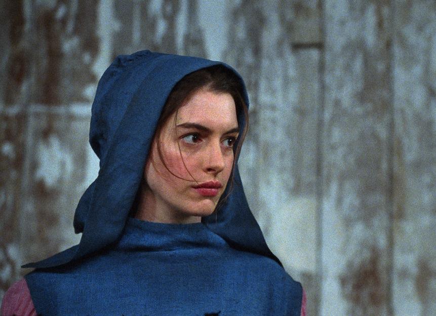 Anne Hathaway w filmie \