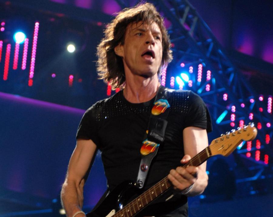 Mick Jagger tańczy przez cały tydzień