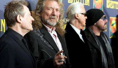 Led Zeppelin laureatami The Kennedy Centre Honours