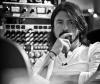 """Dave Grohl podczas pracy nad """"Sound City"""""""