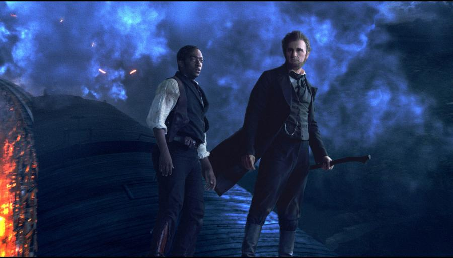 "4. Abraham Lincoln: Łowca wampirów"""