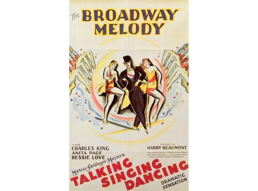 Melodia z Broadwayu (1929)