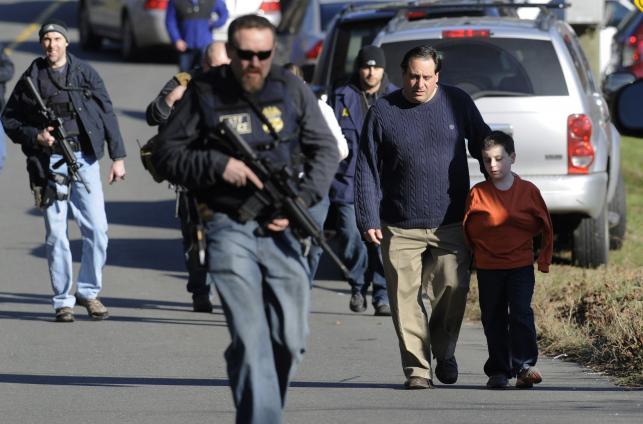 Strzelanina w szkole podstawowej w Newtown