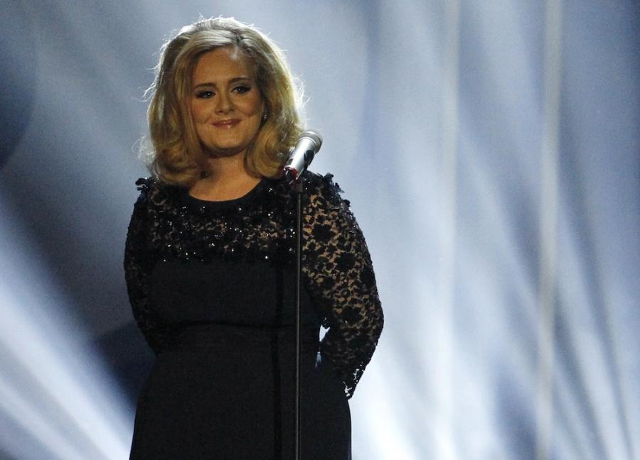 "1. ""Someone Like You"" – Adele (7.4%)"