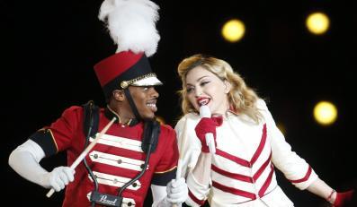 Madonna w Warszawie