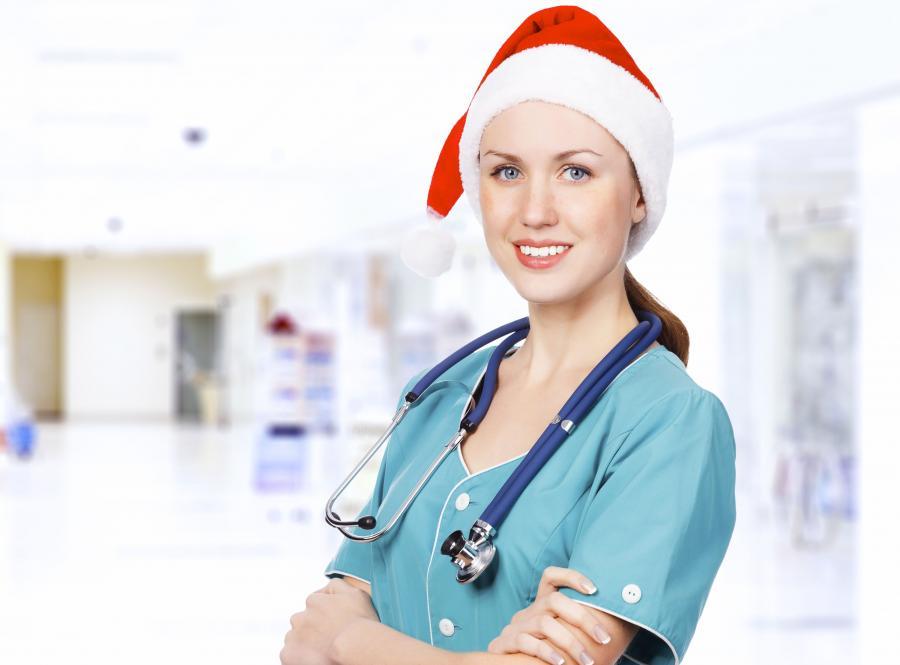 Do placówek dyżurujących w ramach świątecznej pomocy lekarskiej można się udać w sytuacji nagłego zachorowania