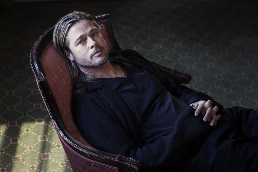 Brad Pitt wcieli się w postać Poncjusza Piłata