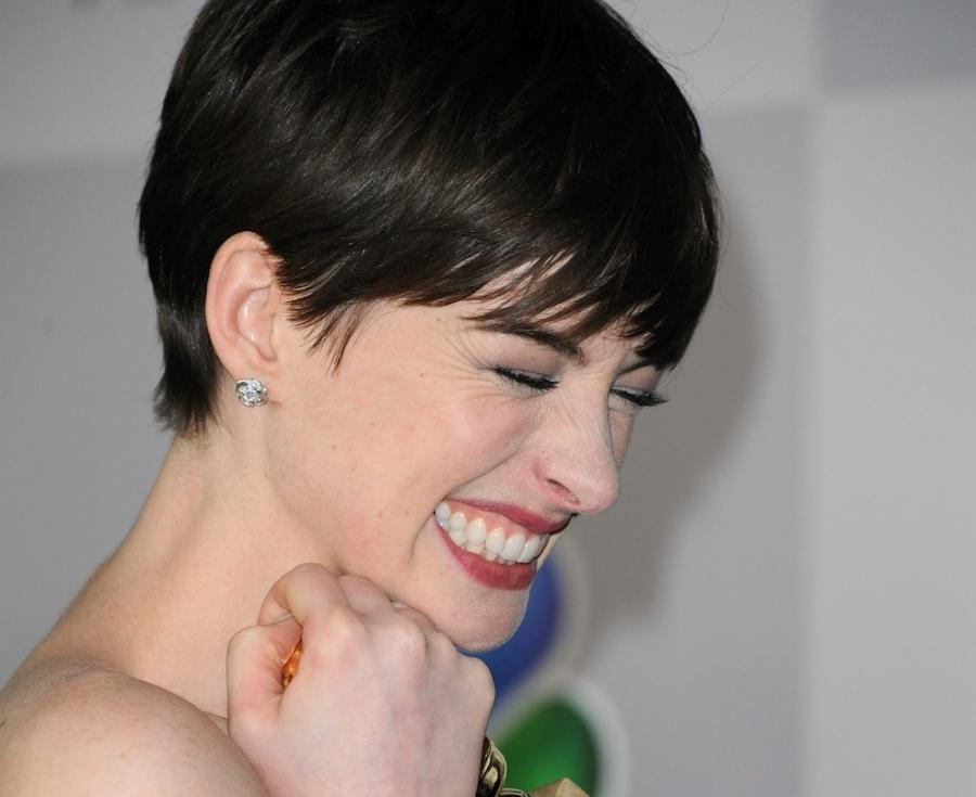 Anne Hathaway otrzymała Złoty Glob za drugoplanową rolę kobiecą