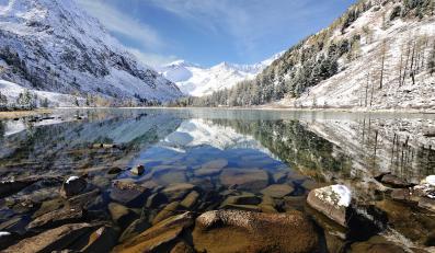 Syberyjskie jezioro