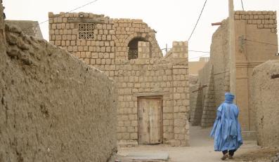 Ulice Timbuktu