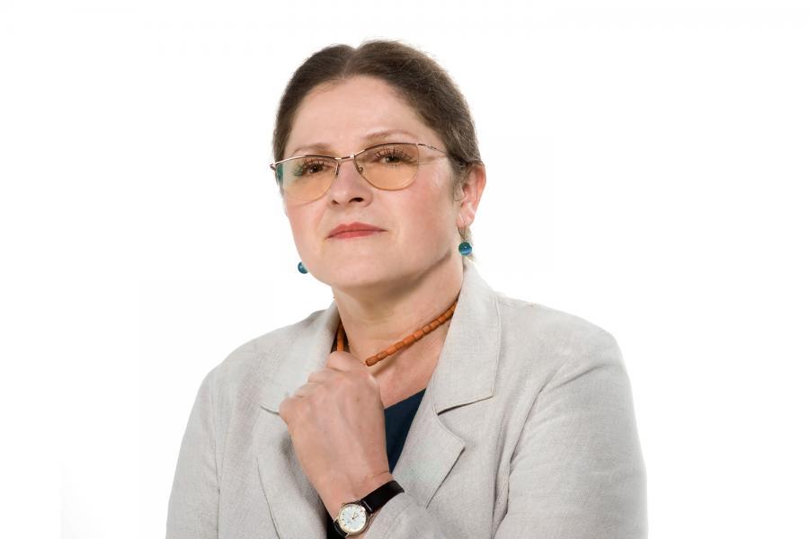 Krystyna Pawłowicz, fot. Jakub Szymczyk, zdjęcie ze strony krystynapawlowicz.pl