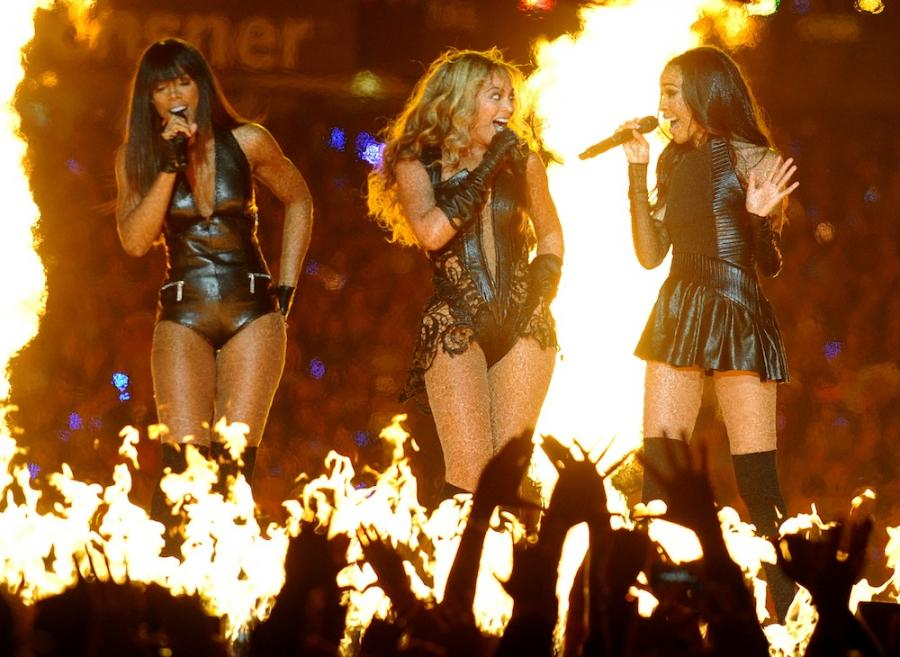 Destiny\'s Child na Super Bowl
