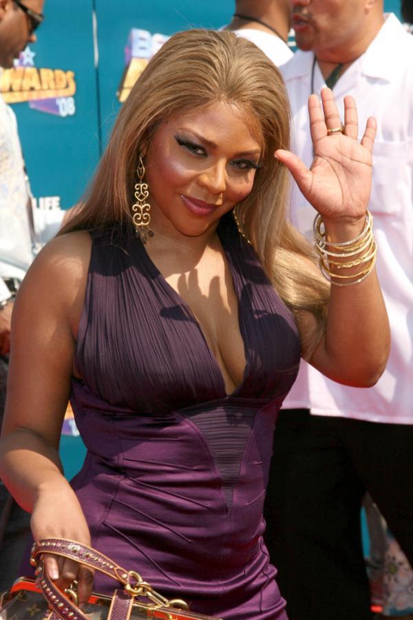 Lil'Kim w roku 2008