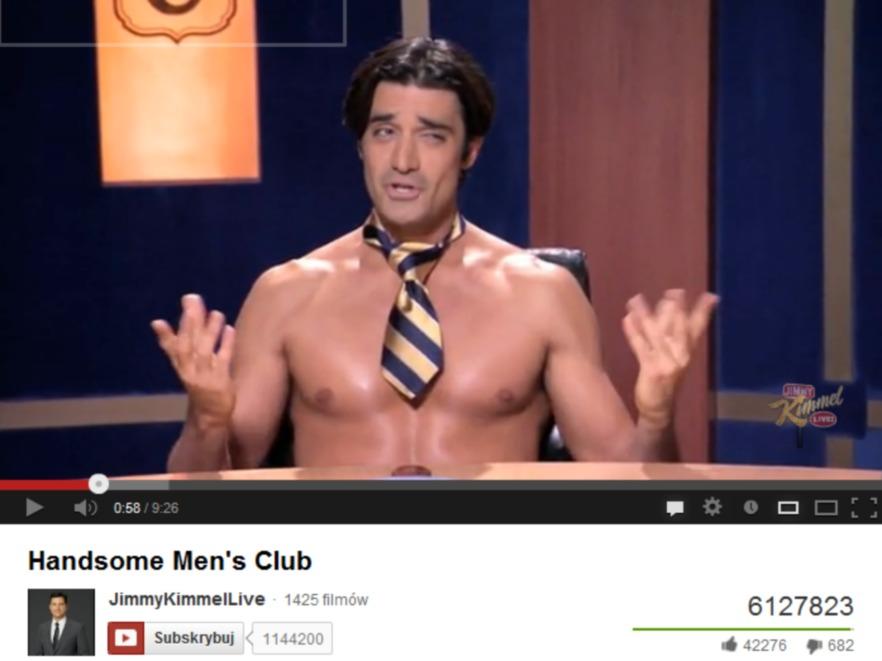 Handsome Men\'s Club