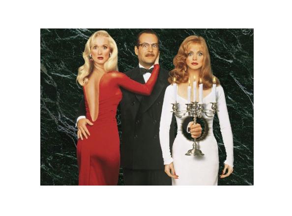 Meryl Streep, Bruce Willis, Goldie Hawn w filmie \