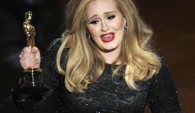 "Adele z Oscarem za ""Skyfall"""