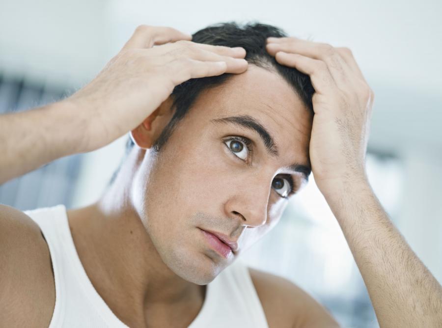 Mezoterapia na łysienie
