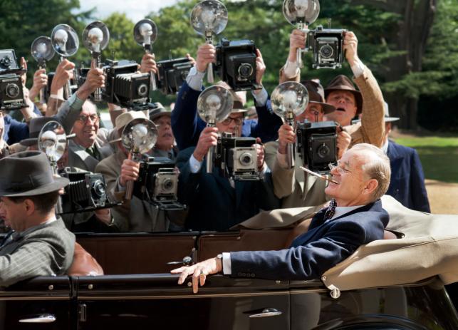 """Bill Murray w filmie """"Weekend z królem"""""""