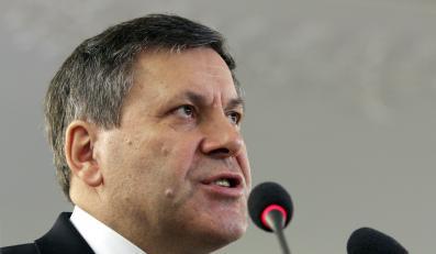 Minister Janusz Piechociński