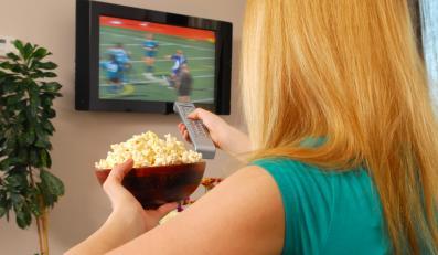 Telewizja powoduje otyłość i ociężałość umysłową
