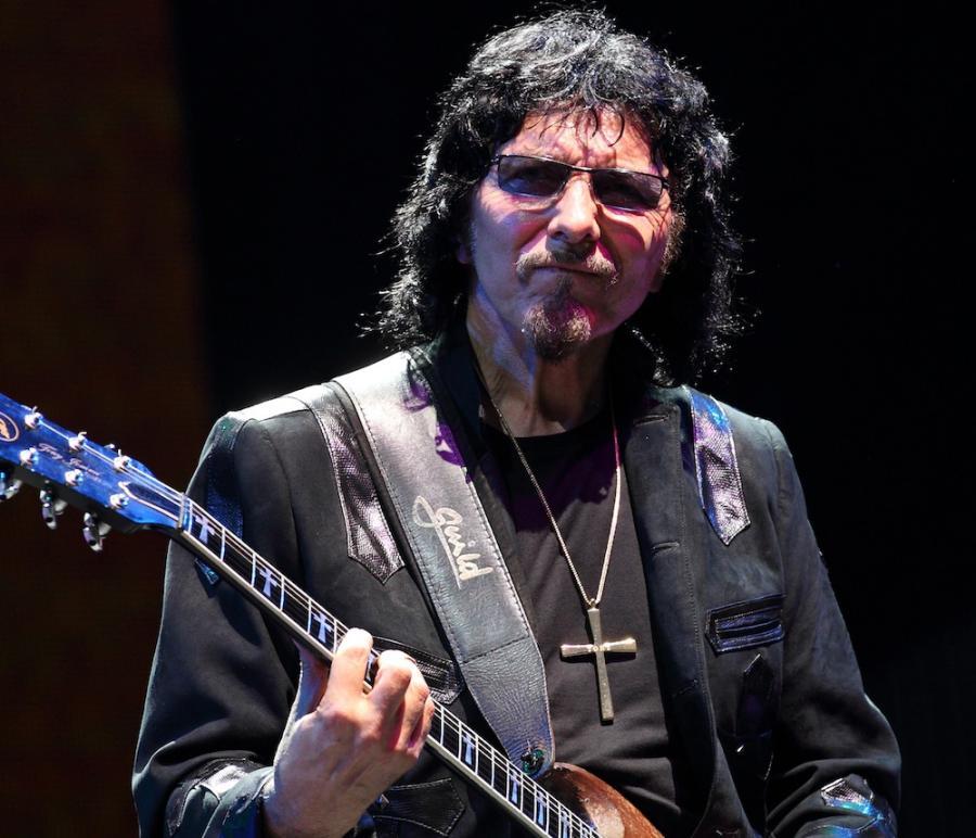 Tony Iommi – gitarzysta Black Sabbath pisze na Eurowizję