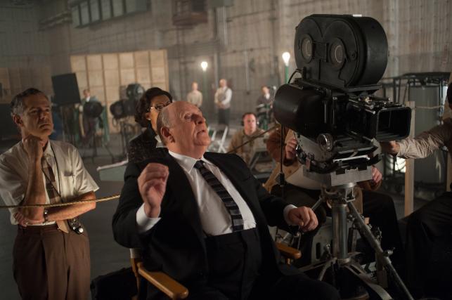 Anthony Hopkins jako Hitchcock