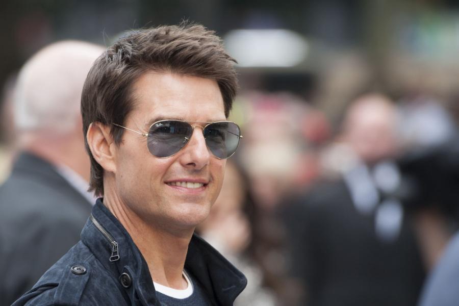 Tom Cruise będzie gwiazdą \
