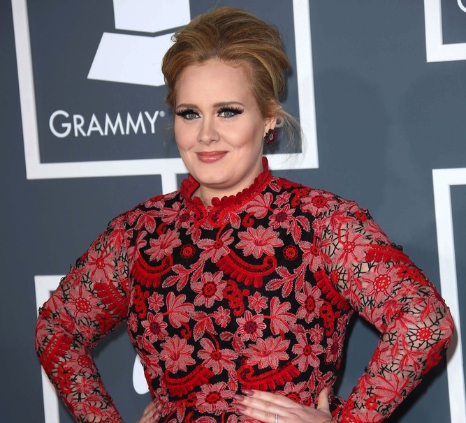 Adele za młoda na autobiografię