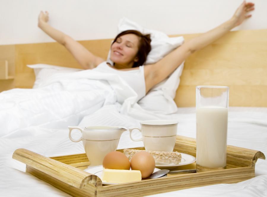 Śniadanie daje energię