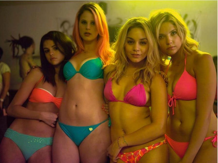 Selena Gomez z koleżankami ze \