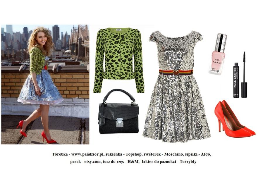 Modne trendy na wiosnę 2013: zestawy w stylu lat 80.
