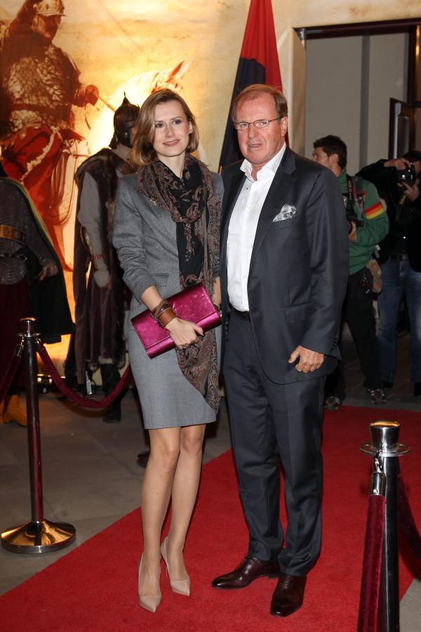 Wojciech Fibak po 12 latach rozwodzi się z żoną