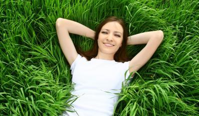 Zielone otoczenie poprawia samopoczucie