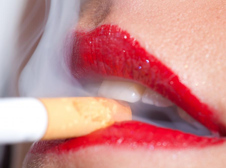 Rośnie liczba palaczy