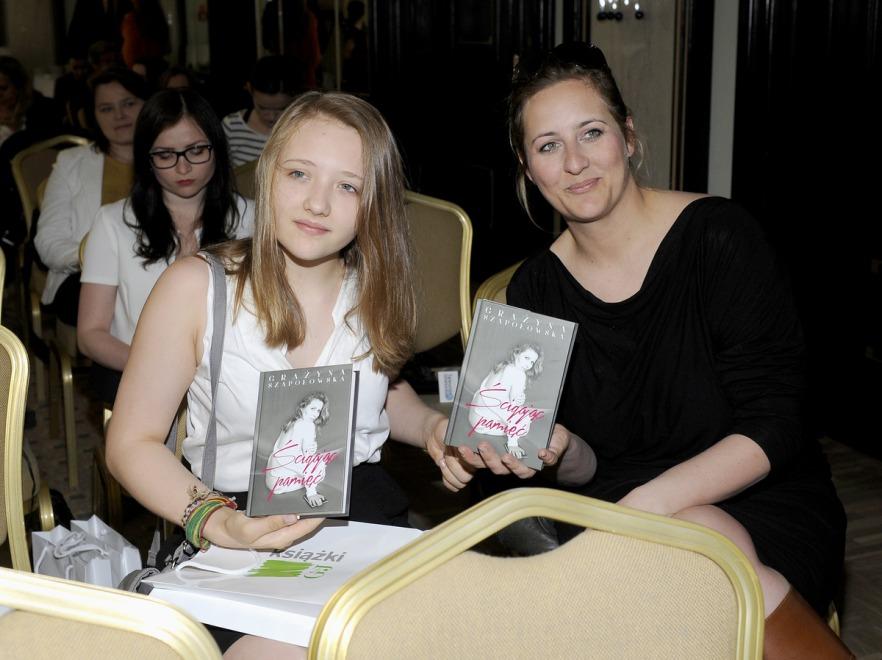 Katarzyna Jungowska i jej córka Karolina