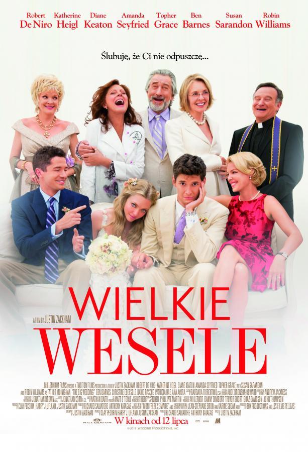"""""""Wielkie wesele"""" w kinach od 12 lipca"""