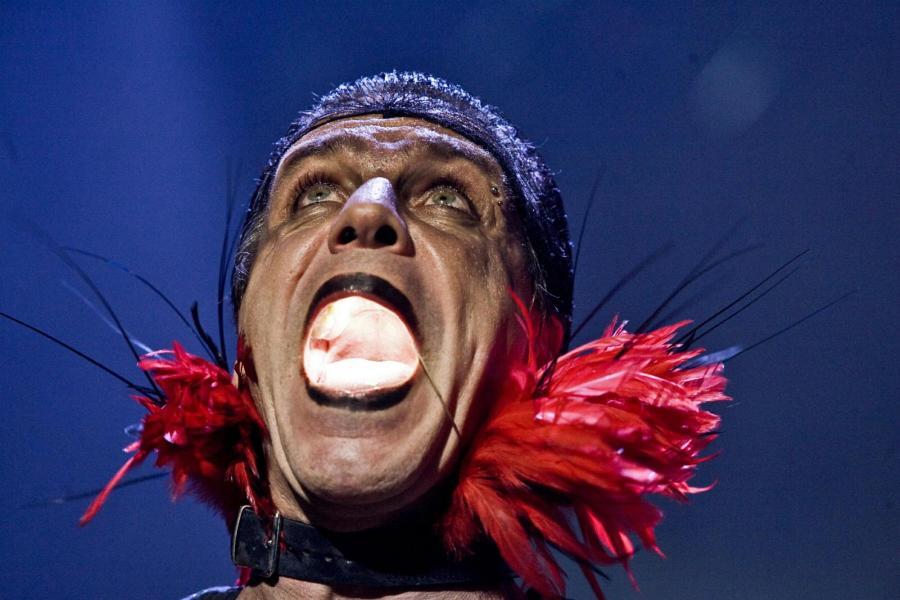 Rammstein będzie gwiazdą Impact Festivalu 2013