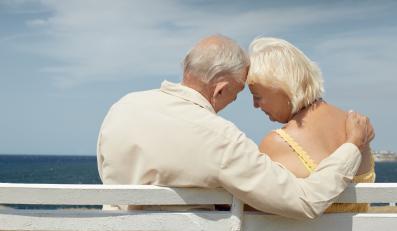 Para seniorów - zdjęcie ilustracyjne