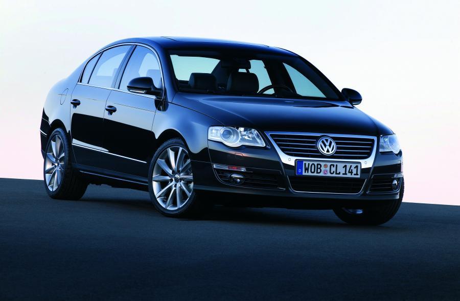 Volkswagen passat - zdjęcie poglądowe
