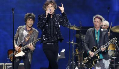 """The Rolling Stones gwiazdami """"Glasto"""""""