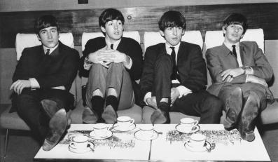 """The Beatles """"sympatyczniejszy, niż wymagały tego okoliczności"""""""