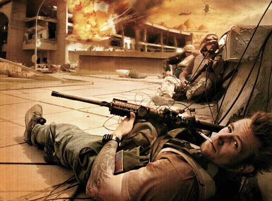 """""""Hurt Locker""""  triumfatorem nagród BAFTA 2010"""