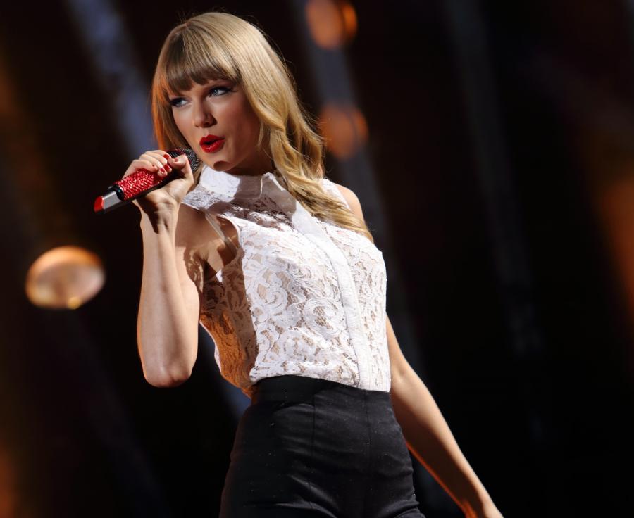 Taylor Swift świętuje 4 lipca