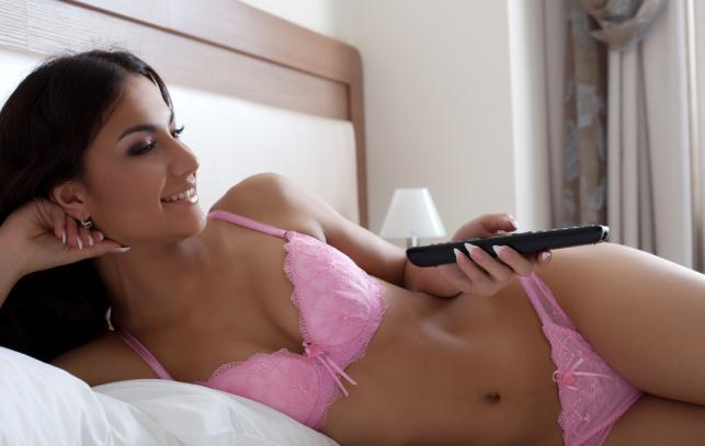 Intymne sytuacje, w których mężczyzna chciałby podejrzeć kobietę