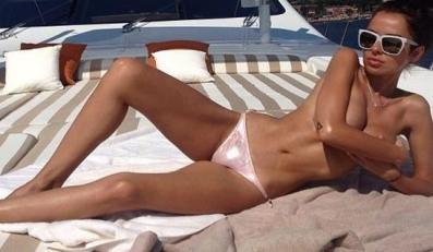 Natalia Siwiec na wakacjach / zdjęcia z profilu modelki na Twitterze