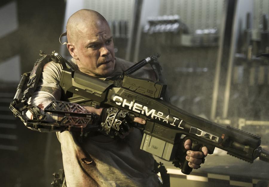 Matt Damon w filmie \
