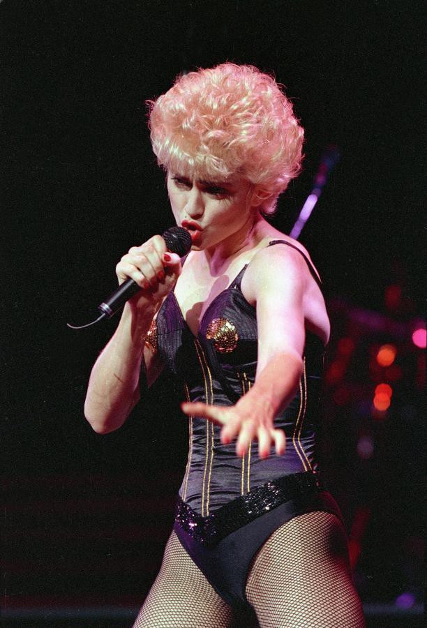 Madonna w 1987 roku