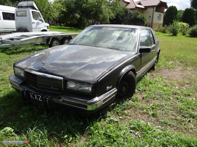 Cadillac eldorado, którym jeździła Violetta Villas
