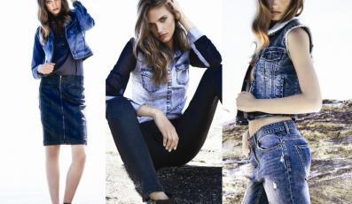 Reserved - kolekcja jeansowa jesień/zima 2013/2014
